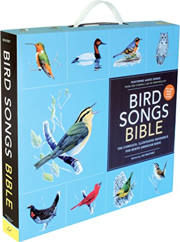 9780811871389: Bird Songs Bible: The Complete, Illustrated Reference for North American Birds