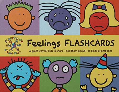9780811871457: Todd Parr Feelings Flash Cards
