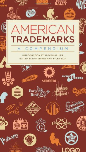 9780811872201: American Trademarks: From the Roaring '20s to the Swinging '60s