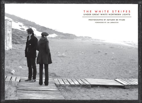 9780811872232: The White Stripes: Under Great White Northern Lights