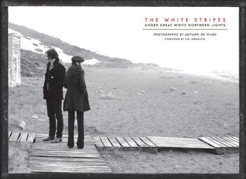 The White Stripes: Under Great White Northern Lights: Autumn de Wilde (Photographer), Jim Jarmusch ...