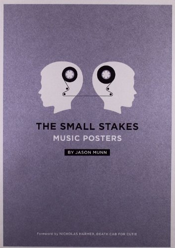 9780811872300: The Small Stakes: Music Posters