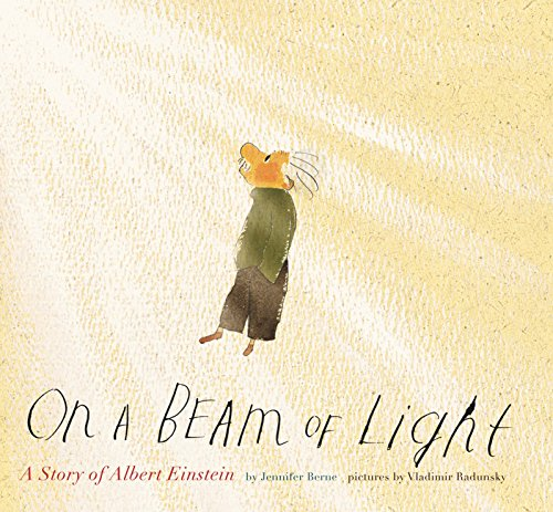 9780811872355: On a Beam of Light: A Story of Albert Einstein