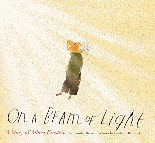 9780811872355: On a Beam of Light: A Story of Albert Einstein