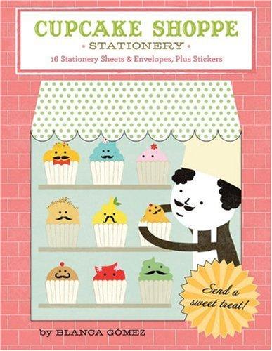 9780811872362: Cupcake Shoppe Stationery