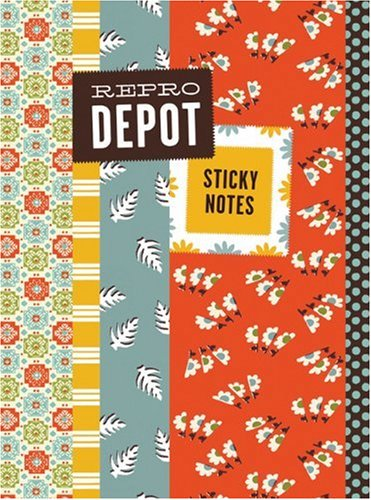 9780811872447: Repro Depot Sticky Notes