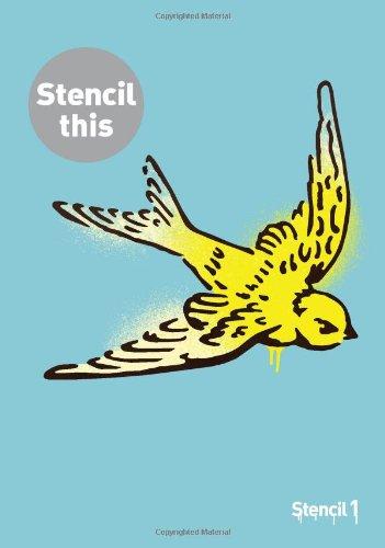 9780811872454: Stencil 101 Journal