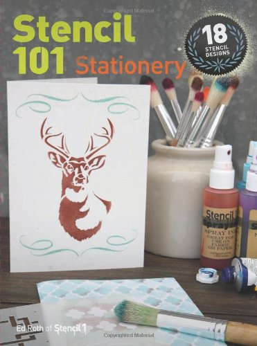 9780811872461: Stencil 101 Stationery