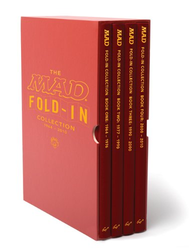 9780811872850: The MAD Fold-In Collection: 1964-2010