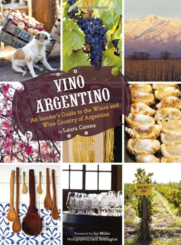 9780811873307: Vino Argentino: An Insider's Guide to the Wines and Wine Country of Argentina