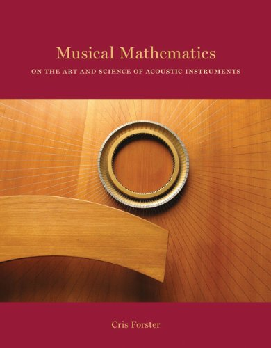 9780811874076: Musical Mathematics: On the Art and Science of Acoustic Instruments