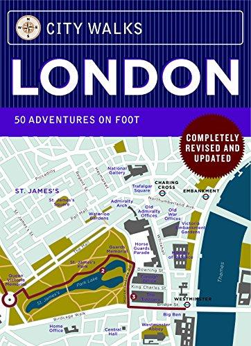 9780811874106: City Walks: London, Revised Edition: 50 Adventures on Foot