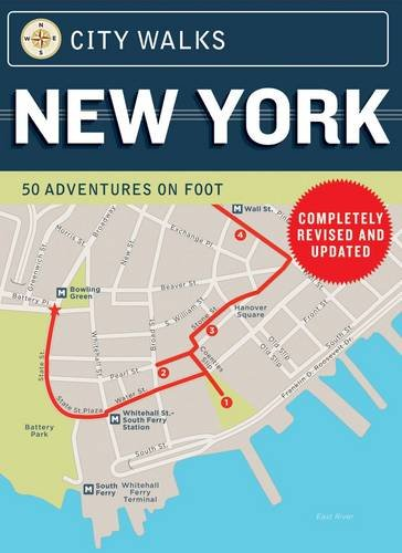 9780811874120: City Walks: New York: 50 Adventures on Foot (City Walks Decks)