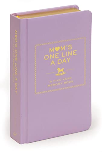 9780811874908: Mom's One Line a Day: A Five-Year Memory Book