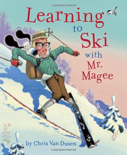 9780811874953: Learning to Ski with Mr. Magee