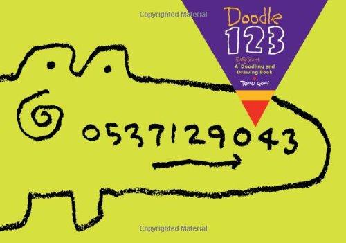 9780811875035: Doodle 123!