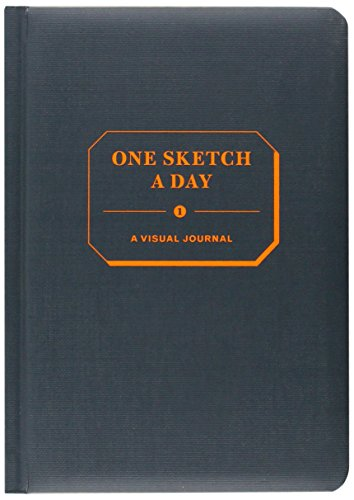 9780811875349: One Sketch a Day: A Visual Journal