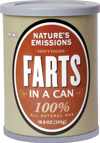 9780811875356: Farts in a Can