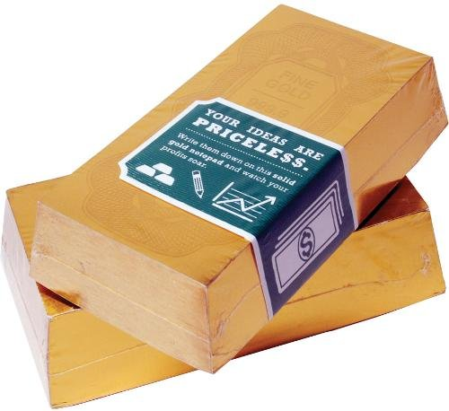 9780811875370: Gold Standard Noteblock