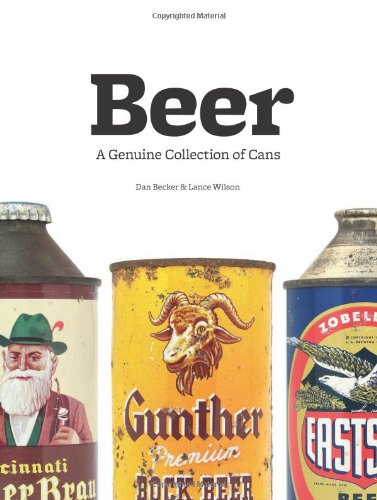 9780811875417: Beer: A Genuine Collection of Cans