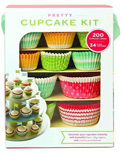 9780811875486: Pretty Cupcake Kit