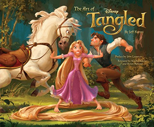 9780811875554: The Art of Tangled