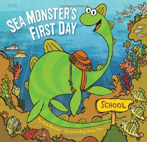 9780811875646: Sea Monster's First Day