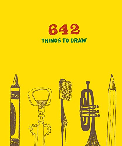 9780811876445: 642 Things to Draw: Journal