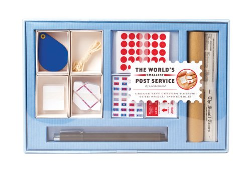 9780811876582: The World's Smallest Post Service