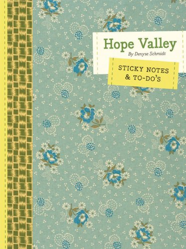 9780811876605: Hope Valley Sticky Notes & To-do's