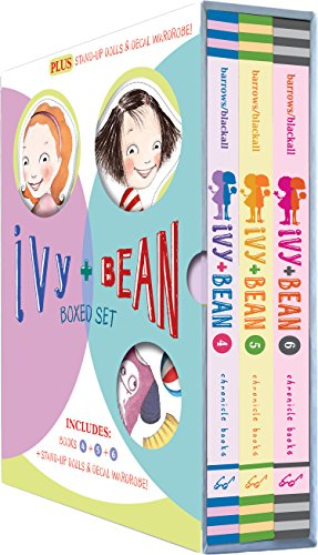 9780811876650: Ivy and Bean Boxed Set 2 (Books 4-6)