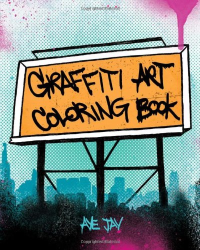 9780811876766: Graffiti Art Coloring Book