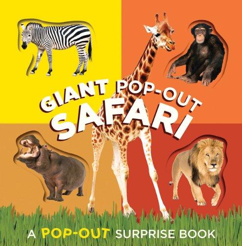 9780811876872: Giant Pop-Out Safari