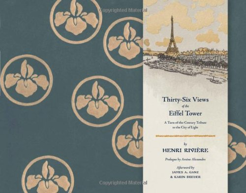 9780811876988: Thirty-Six Views of the Eiffel Tower