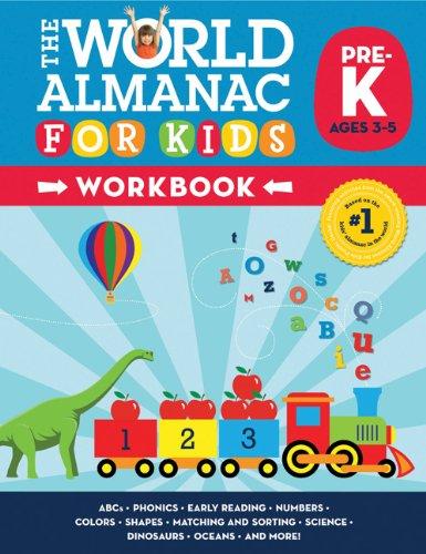 9780811877008: World Almanac for Kids Workbook: Pre-Kindergarten