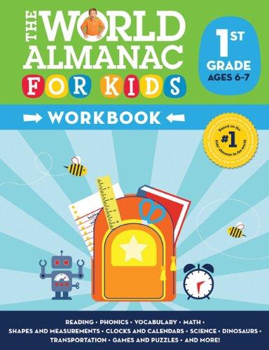 9780811877022: The World Almanac for Kids Workbook: 1st Grade (World Almanac for Kids Workbk)