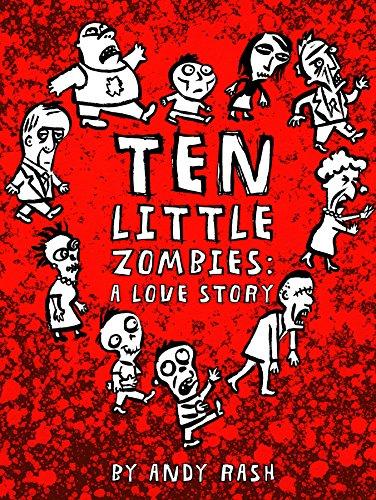 9780811877237: Ten Little Zombies: A Love Story