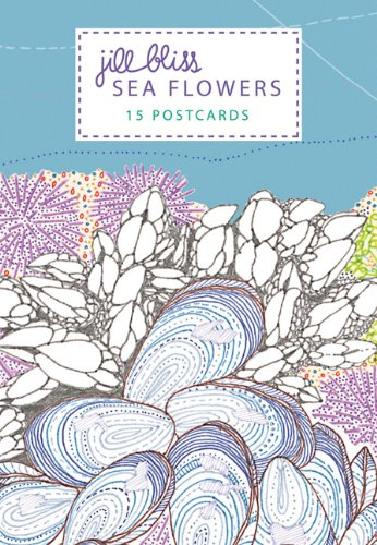 9780811877367: Sea Flowers (Postcards)