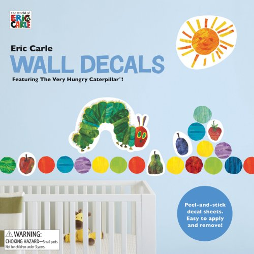 9780811877480: The World of Eric Carle(TM) Eric Carle Wall Decals