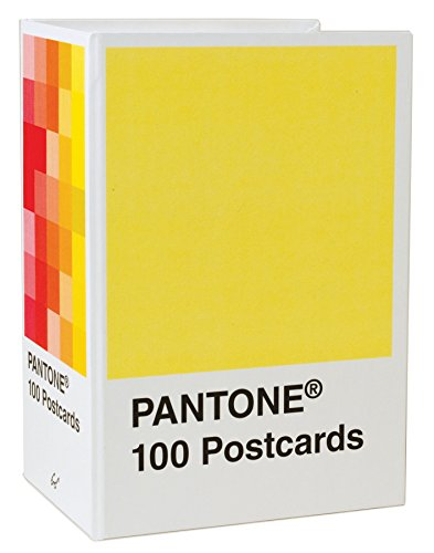9780811877541: Pantone Postcard Box: 100 Postcards