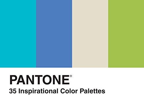 9780811877572: Pantone: 35 Inspirational Color Palletes