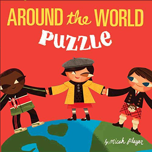 9780811877749: Around the World Puzzle