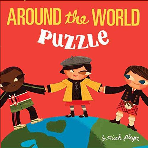 9780811877749: Around the World Puzzle