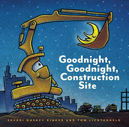 9780811877824: Goodnight, Goodnight Construction Site
