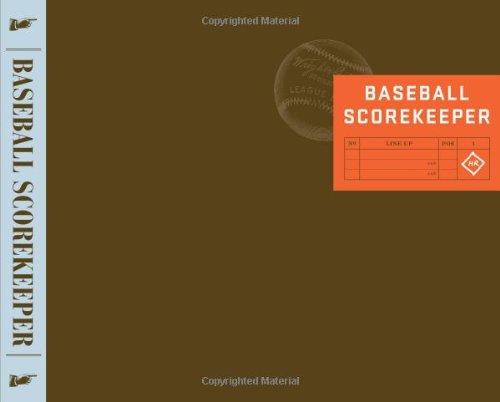 9780811877923: Baseball Scorekeeper