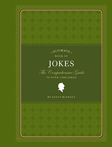 9780811877954: Ultimate Book of Jokes: The Essential Collection of More Than 1,500 Jokes