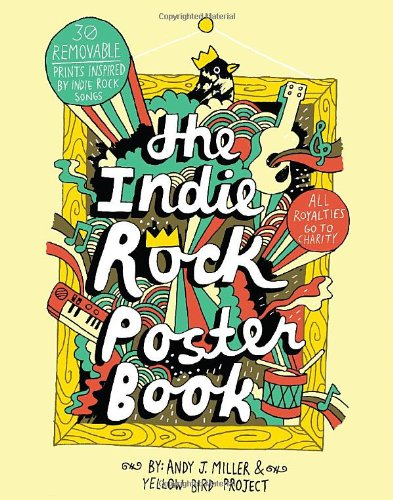 9780811878180: Indie Rock Poster Book