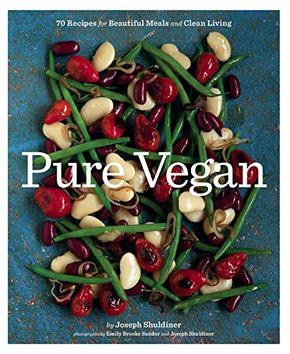9780811878630: Pure Vegan: 70 Recipes for Beautiful Meals and Clean Living