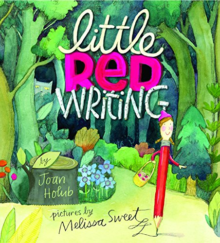 9780811878692: Little Red Writing