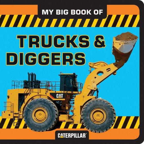 My Big Book of Trucks and Diggers